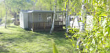 Rental - Mobile Home Confort+ 23 M² (2 Bedrooms) + Terrace - Flower Camping des Gorges de l'Aveyron