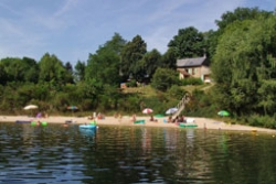 Strände Camping Les Saules - Sussac
