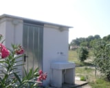 Pitch - Pitch tent with individual toilet blocks - GARGANO CLUB CENTRO VACANZE