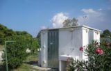Pitch - Pitch caravan with individual toilet blocks - GARGANO CLUB CENTRO VACANZE