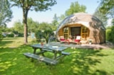 Rental - Wooden Igloo - Delftse Hout