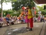 Entertainment organised Delftse Hout - Delft