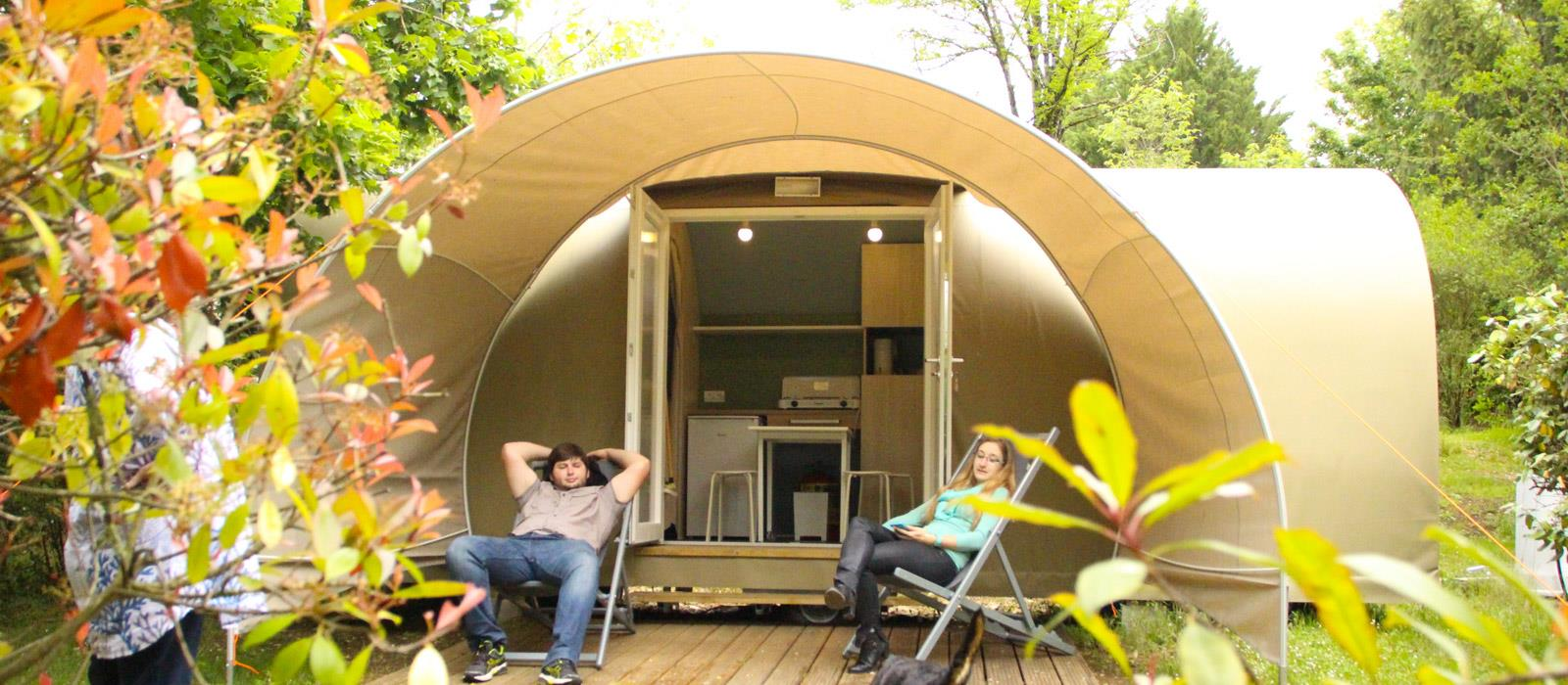 Location - Coco Sweet - Camping Sites et Paysages Beauregard