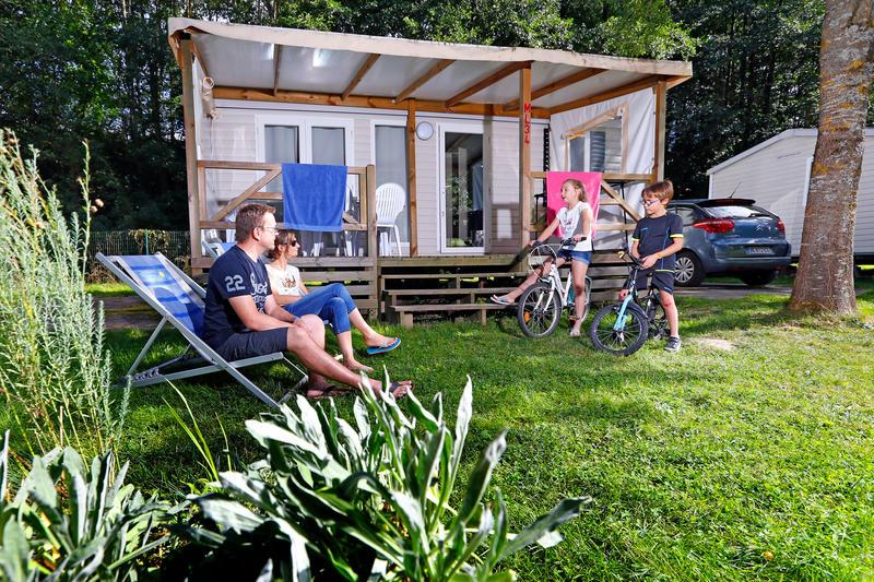 Camping Campeole le Giessen, Bassemberg, Bas-Rhin