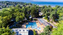 Establishment Camping La Pinède - Excenevex - Excenevex-Plage