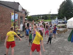 Entertainment organised Camping Oos Heem - Amel (Deidenberg)