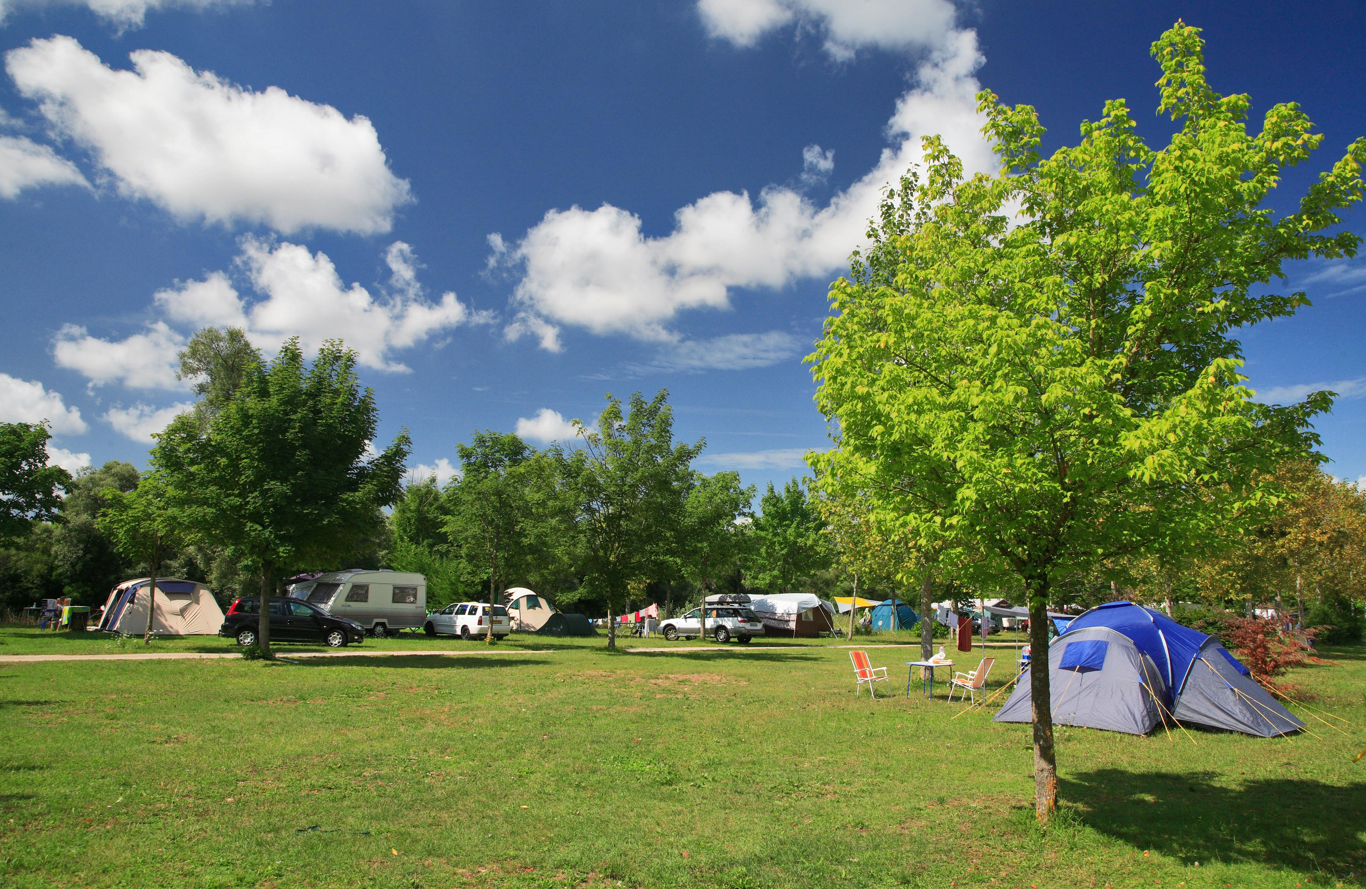 Emplacement - Emplacement Camping Confort - Huttopia La Plage Blanche