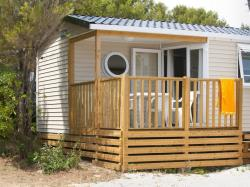 Mobil-Home ~27M² - 2 Chambres + Climatisation