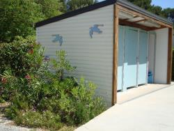 Wheelchair friendly Camping Les Mouettes - Martigues