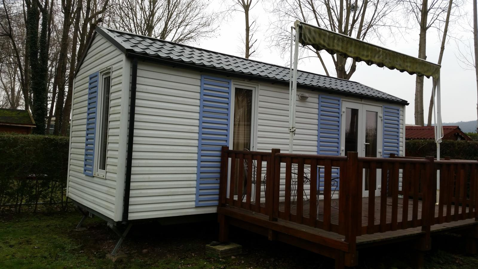 Location - Casa Wood 39 - Le Cattiaux Camping
