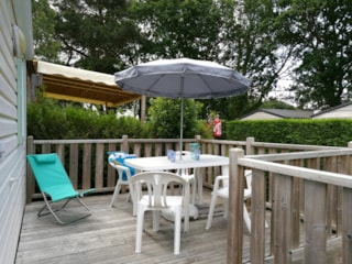 Mobilhome Eco - 22 M² (2 Bedrooms) / Terrace