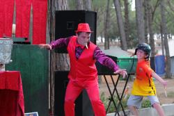 Entertainment organised Camping Neptuno - Pals