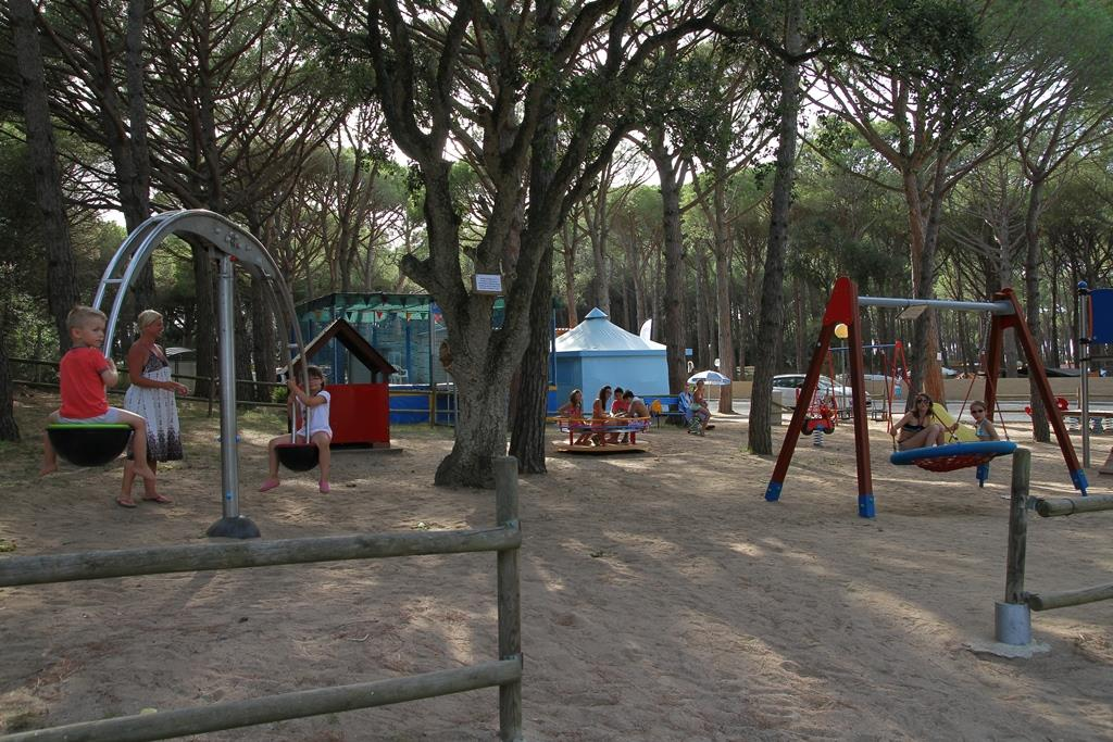Services Camping Neptuno - Pals