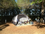 Pitch - Nature Package without electricity (1 tent, caravan or motorhome / 1 car) - Flower Camping Le Mas de Mourgues