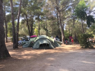 Package Confort : Pitch   1 Car   Tent, Caravan Or Camping-Car   Electricity (6A)