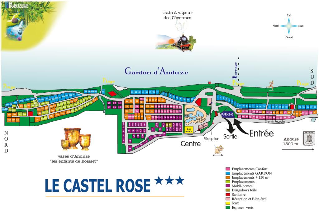 YELLOH! VILLAGE - LE CASTEL ROSE