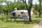 Pitch - Comfort Package (1 tent, caravan or motorhome / 1 car / electricity 10A) - Flower Camping Le Riviera