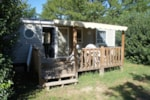 Rental - Mobile home Confort+ 32 m² (3 bedrooms) + sheltered terrace - Flower Camping Le Riviera