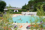 Zwemplezier Flower Camping Le Riviera - Sampzon