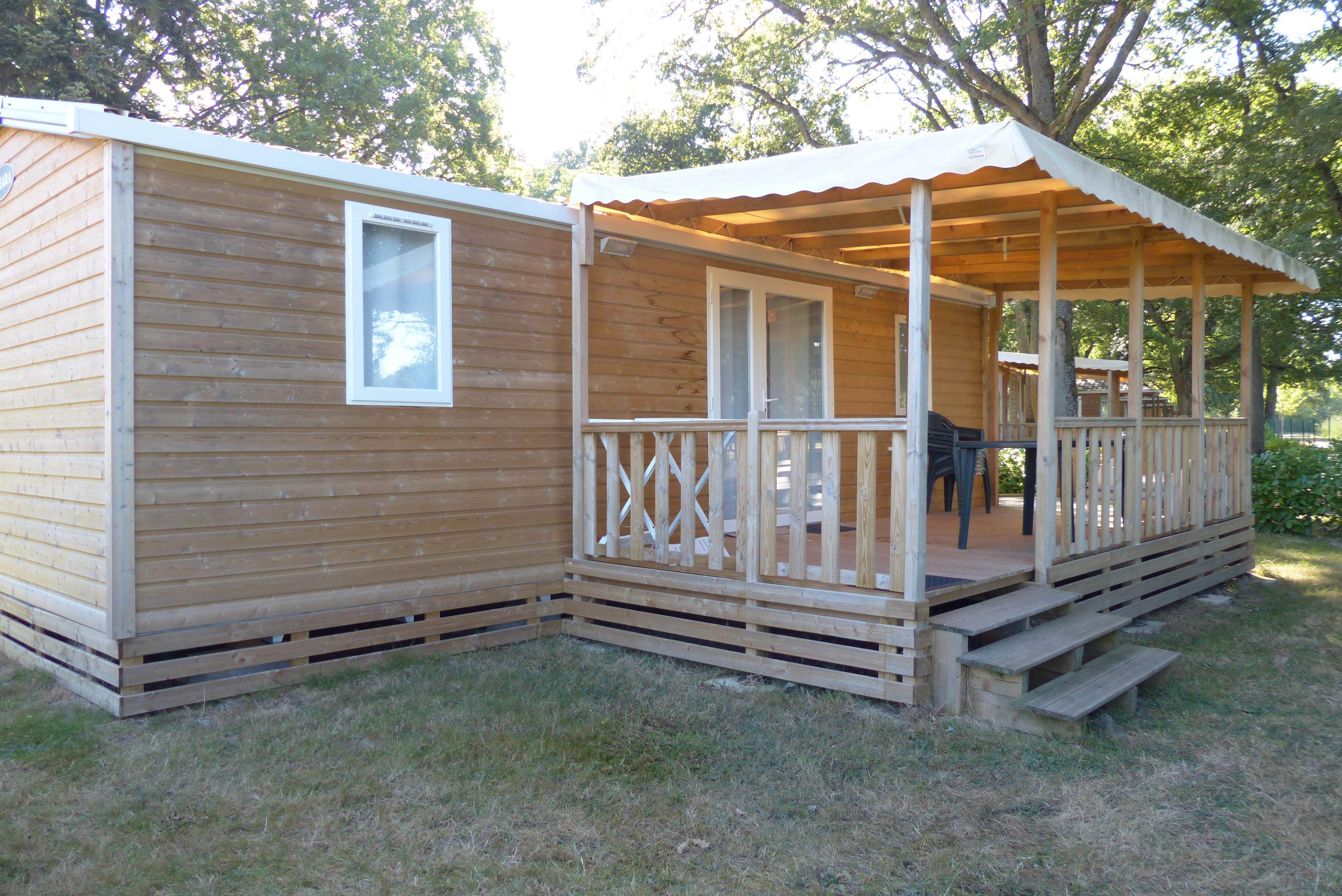 Mobile-home big espace 2 bedrooms 30 m2 PMR