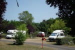Piazzole - Piazzola roulotte / camper - Camping Le Jardin de Sully