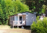 Rental - Mobile Home Terrasse 3 Rooms 35M² Spécial Baby - Camping Le Jardin de Sully