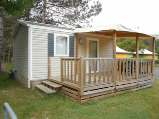 Mobile Home Confort 1 Room 20M²
