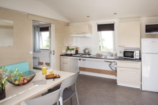 Mobile-Home Life 2 Bedrooms - Adapted To The People With Reduced Mobility