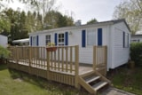 Rental - Mobile-Home Ocean 2 Bedrooms - Camping du Jard