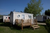 Rental - Mobile home on the Beach  1 Room 2 People - Camping du Jard