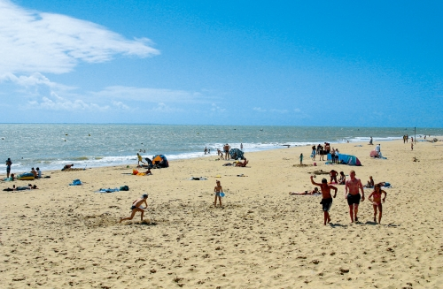 Spiagge Camping du Jard - TRANCHE SUR MER
