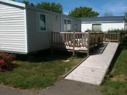 Wheelchair friendly Chadotel - Camping L'océano D'or - Jard Sur Mer
