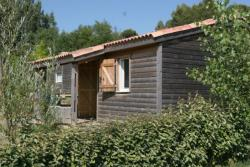 Chalet 31m² / 2 bedrooms - PMR (adapted to the people with reduced mobility)