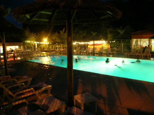 Bathing Camping Sites et Paysages LE MOULIN DE SAINTE ANNE - Villegly en Minervois