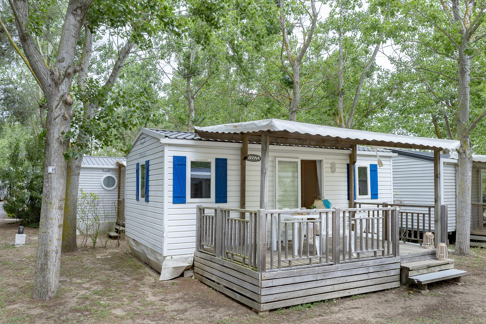 Location - Cottage 2 Chambres** - Camping Sandaya Blue Bayou