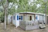 Rental - Cottage 2 bedrooms** - Camping Sandaya Blue Bayou