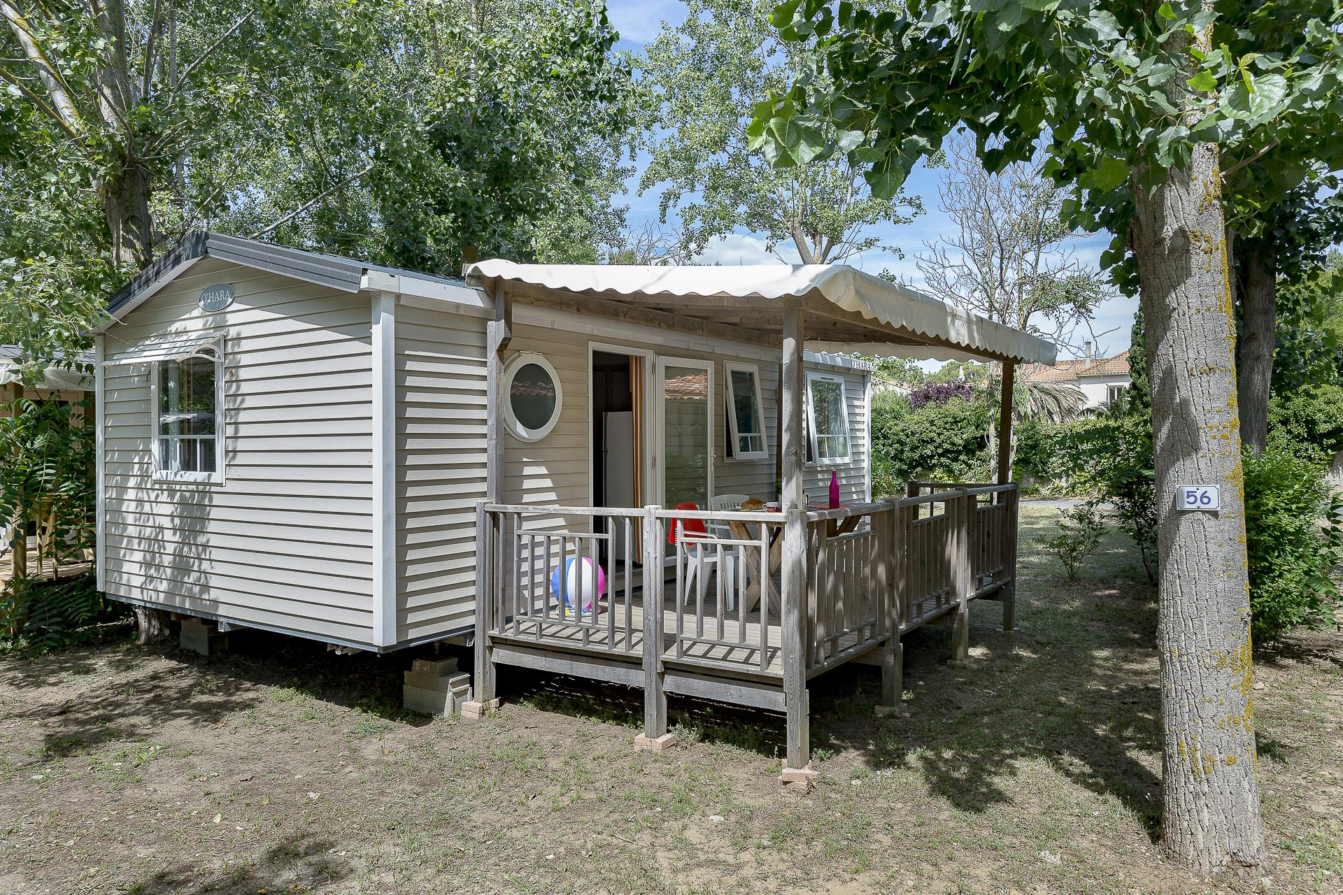 Location - Cottage 3 Chambres*** - Camping Sandaya Blue Bayou