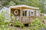 Rental - Cottage 3 bedrooms airconditioning*** - Camping Sandaya Blue Bayou
