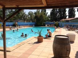 Bathing Camping Club Le Lamparo - St. Marie La Mer