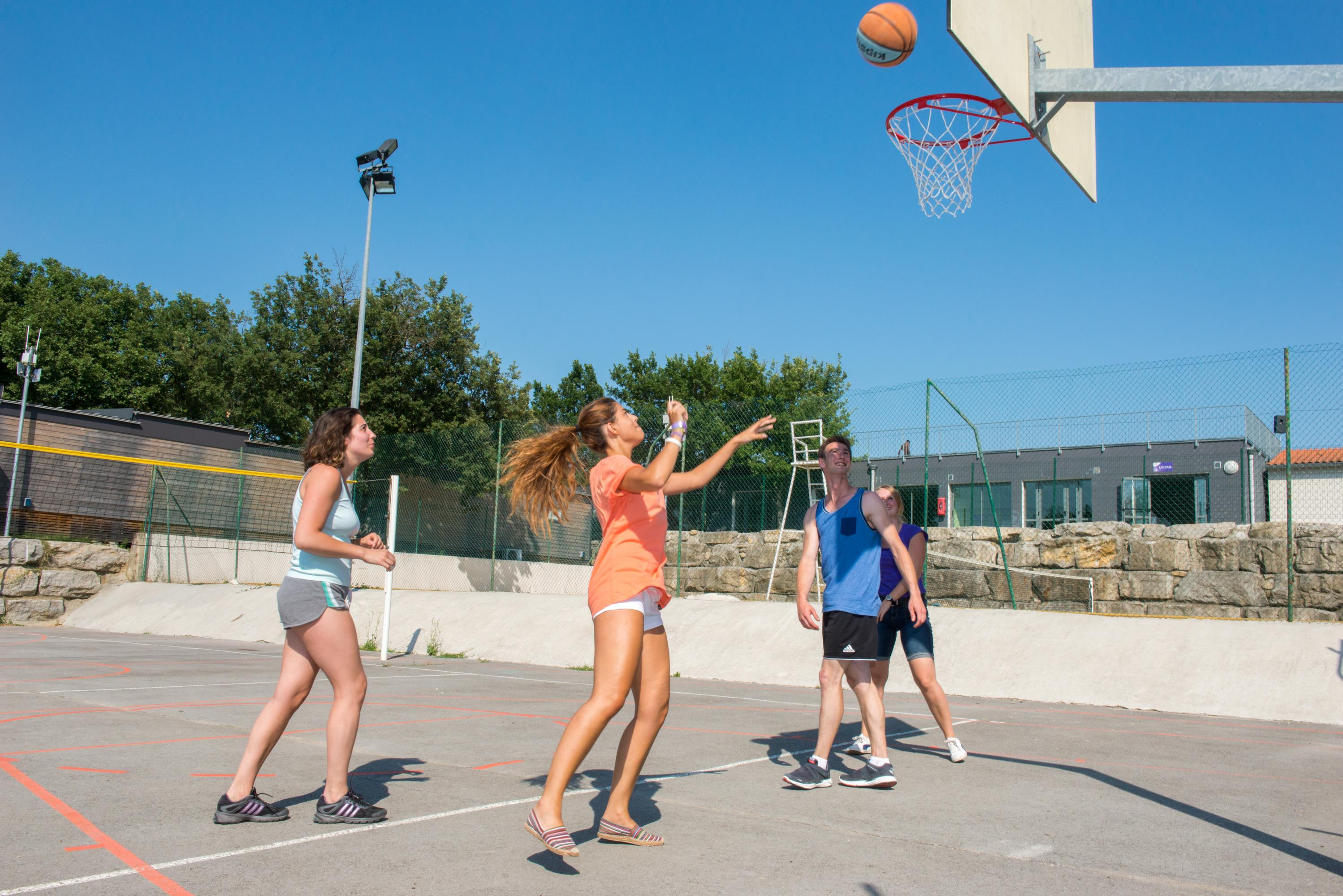 Sport activities Camping Aluna Vacances - Ruoms