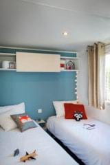 Rental - Mobile-home CONFORT 3 bedrooms - Camping Club Le Marisol