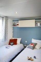 Rental - Mobile-home Cottage  PLUS 3 bedrooms - Camping Club Le Marisol
