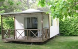 Rental - Mobil-home START 21m² - Camping Aloé