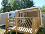 Rental - Mobile-home LODGIA  24 M2 - Camping Aloé