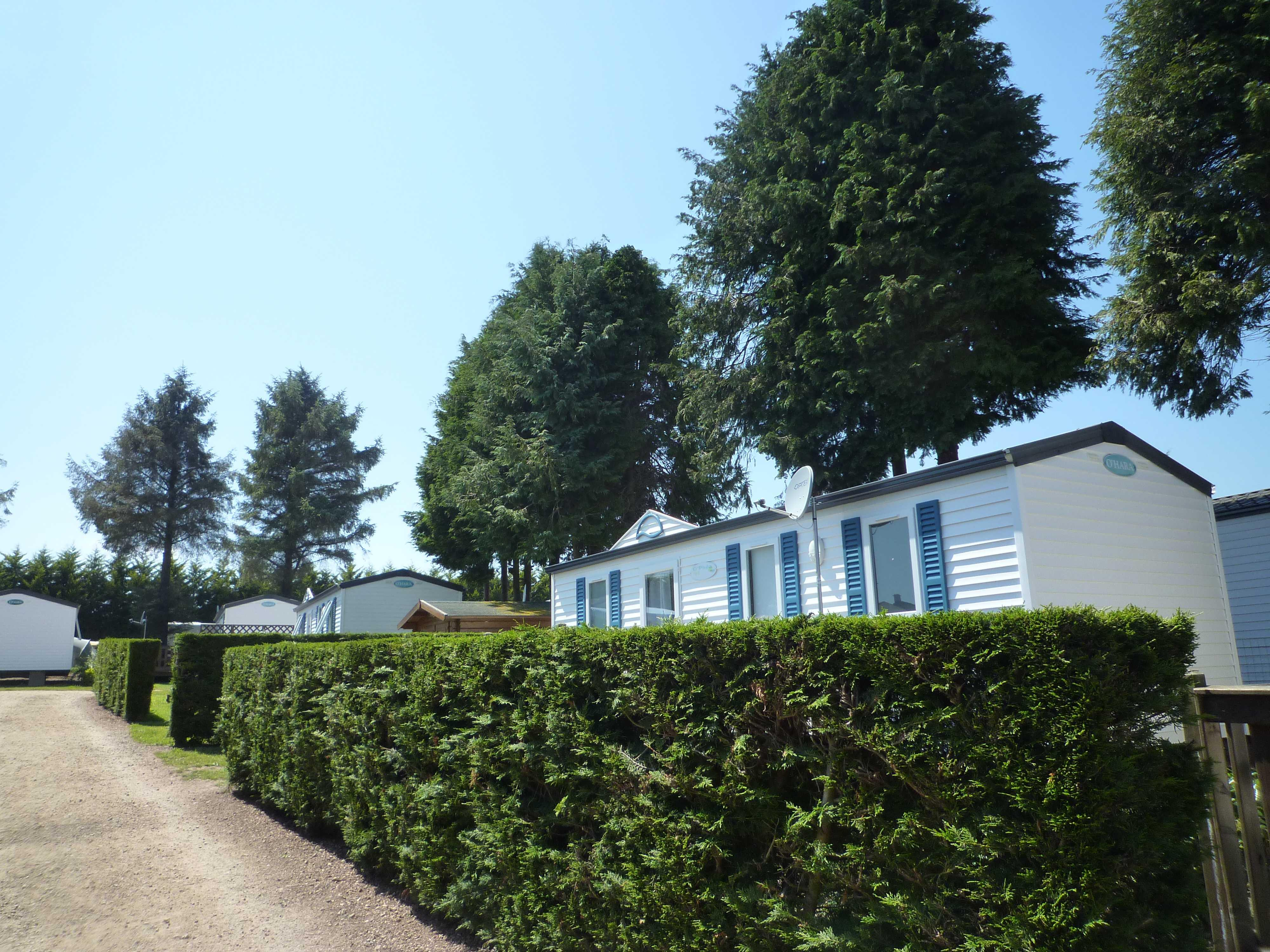 Location - Mobile Home 2 Chambres 24M² +  Terrasse 12M² - Camping Le Varquez-sur-Mer