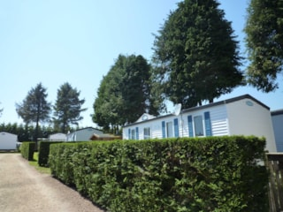 Mobile home 2 bedrooms 24m² +  terrasse 12m²