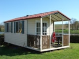 Rental - Mobilhome Perla Renting By Week - CAMPING MOULIN DE COLLONGE