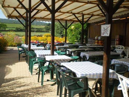 Services & amenities CAMPING MOULIN DE COLLONGE - Saint-Boil