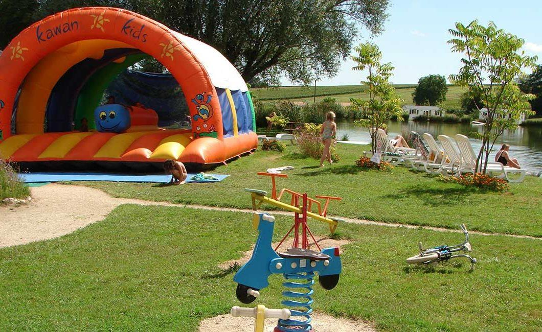 Establishment CAMPING MOULIN DE COLLONGE - Saint-Boil