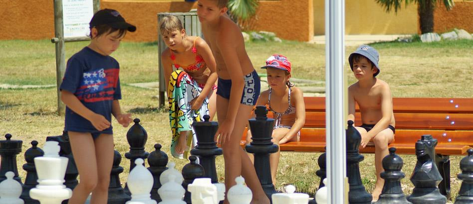 Animations Camping Beau Rivage - MEZE